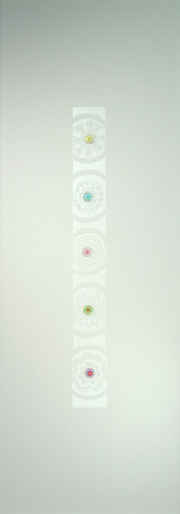 Murrine porte di vetro vetrate artistiche for Porte in vetro per cappelle cimiteriali