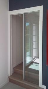 W20170516_150804porta vetro cassa eclisse float sabbiato profilo alluminio interno muro