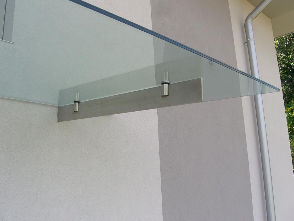 Pensiline porte di vetro vetrate artistiche - Mobiletti in vetro ...